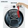 Samsung Addwash - wasgoed bijvullen tijdens het programma