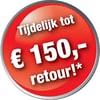 Ontvang tot € 150,- refund bij aankoop van een Miele Active vaatwasser