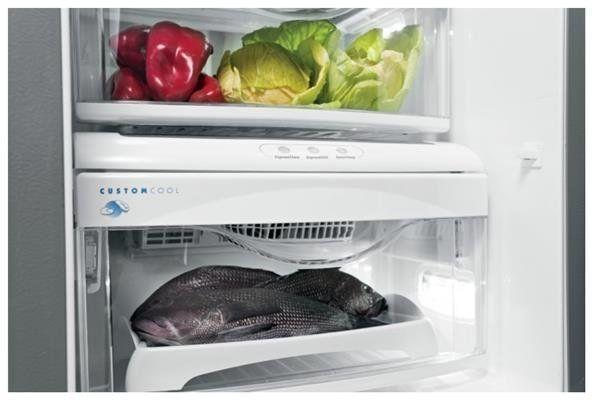 Amerikaanse koelkast met CustomCool