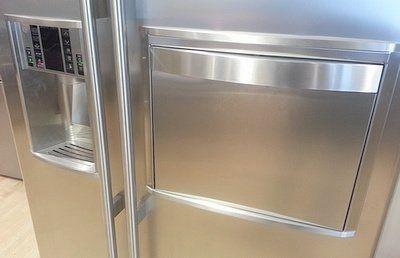 Amerikaanse koelkast met minibar