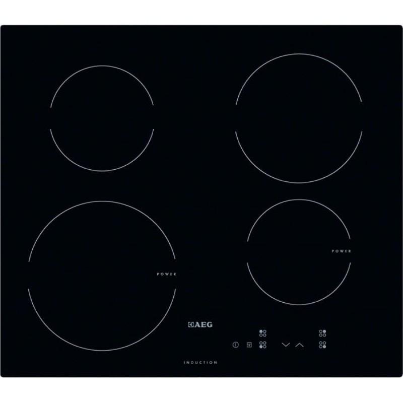 aeg hk604200ib inbouw inductie kookplaat de schouw witgoed. Black Bedroom Furniture Sets. Home Design Ideas