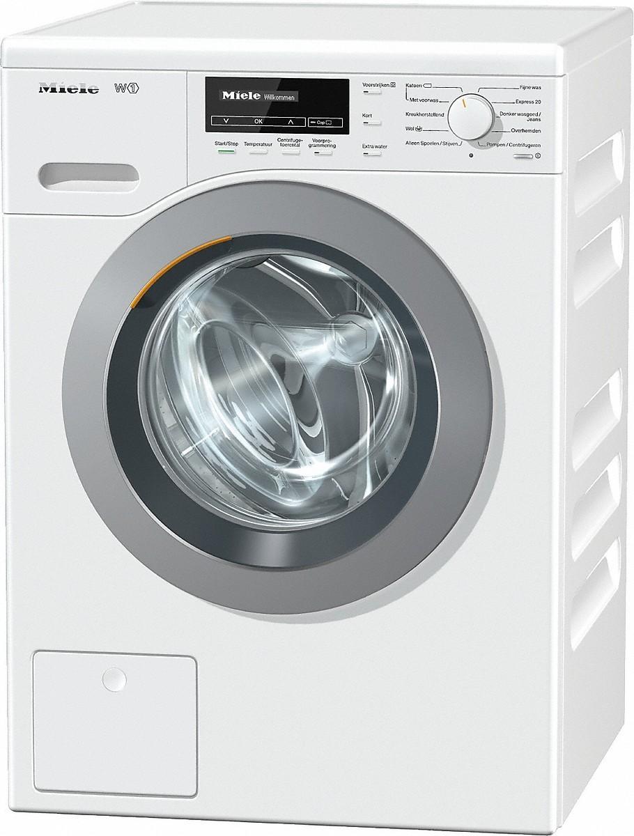 Miele WKB120WCS wasmachine