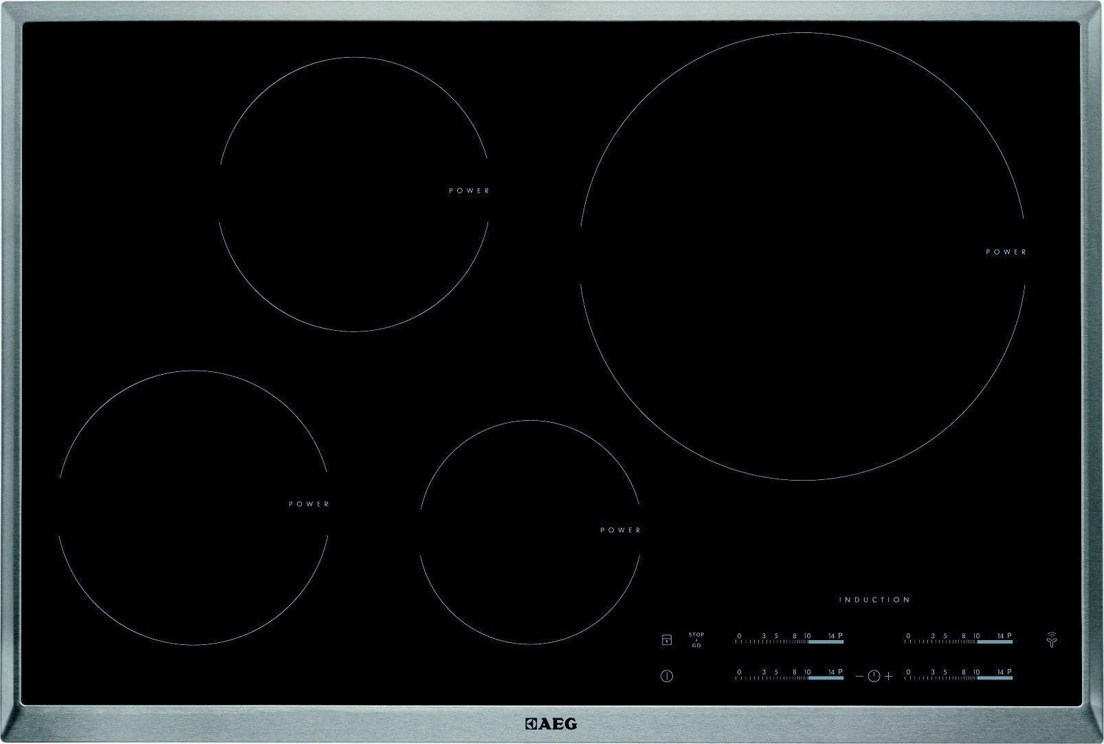 Aeg HK8542H0XB inductie kookplaat