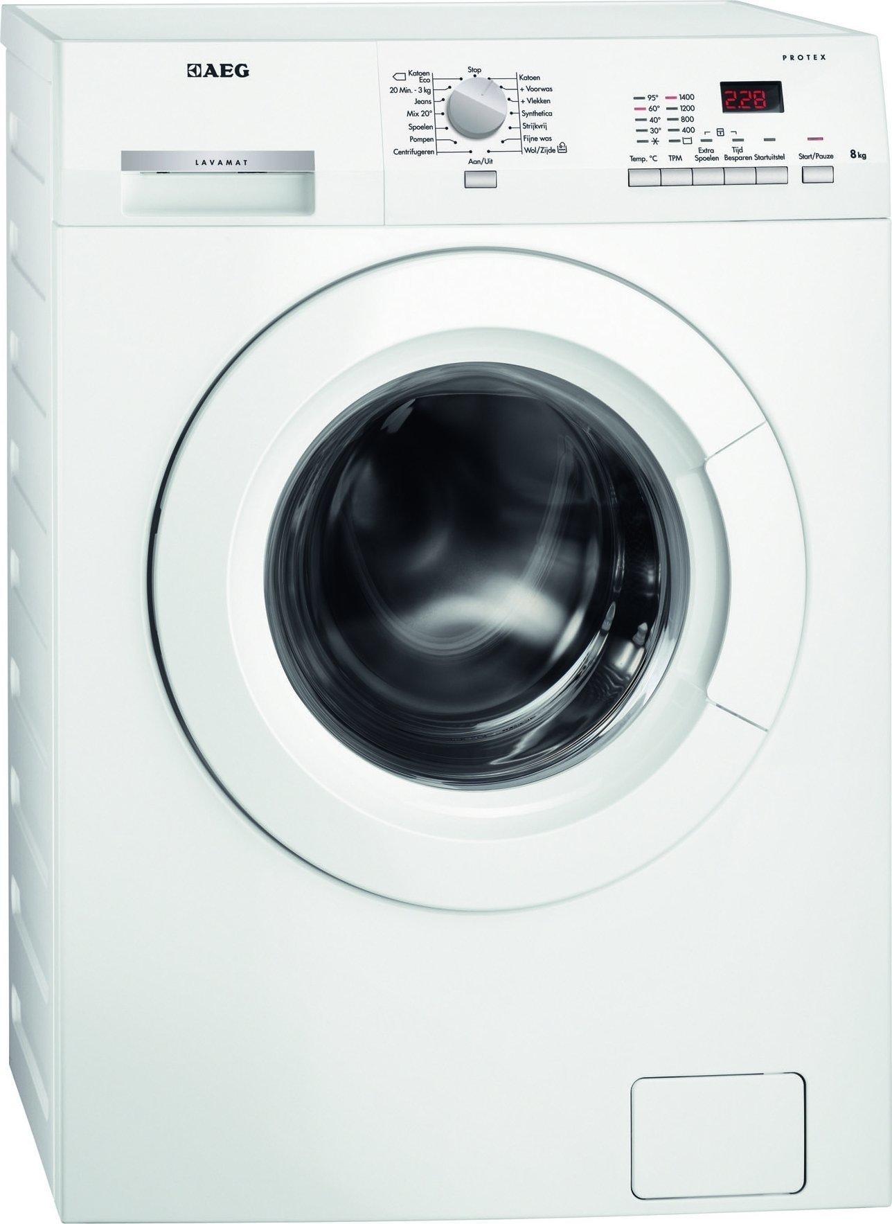 Aeg L62482NFL wasmachine