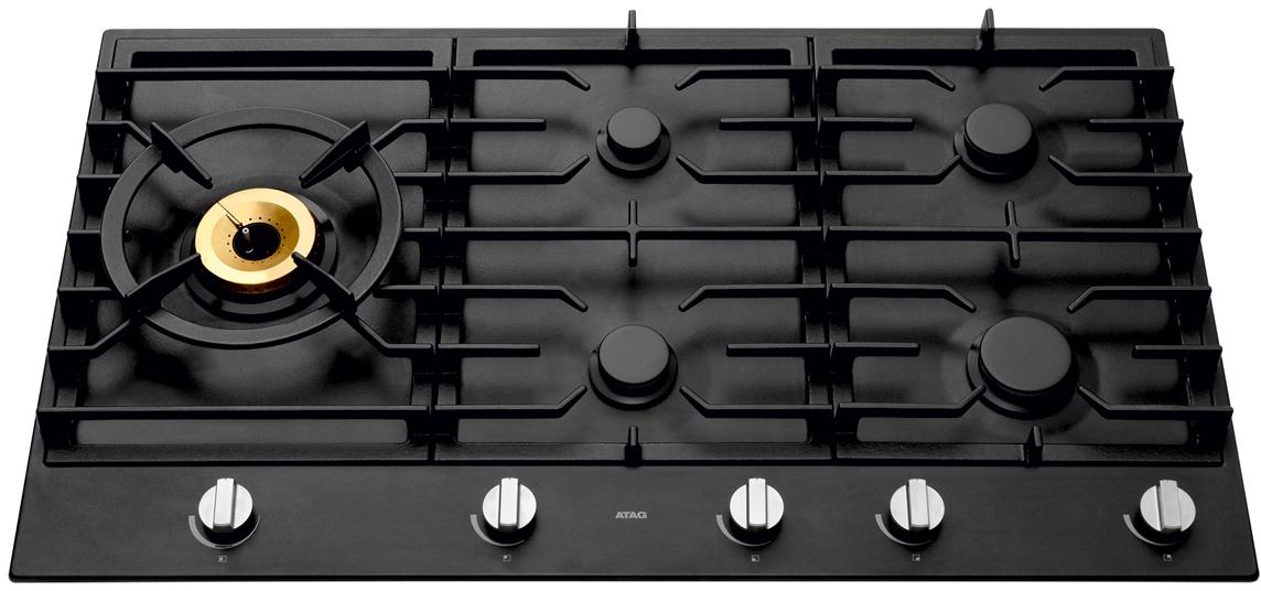 atag hg9592eba inbouw gas kookplaat de schouw witgoed. Black Bedroom Furniture Sets. Home Design Ideas