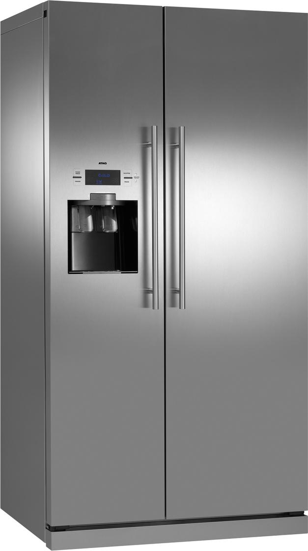 Atag KA2211DL amerikaanse side-by-side koelkast