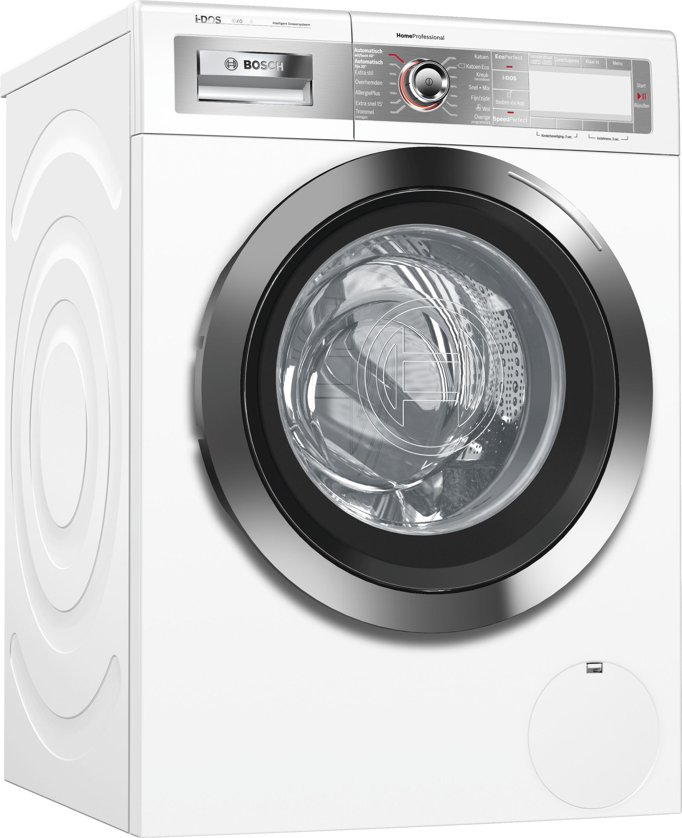 bosch wayh2842nl wasmachine 9 kg en 1600 toeren. Black Bedroom Furniture Sets. Home Design Ideas
