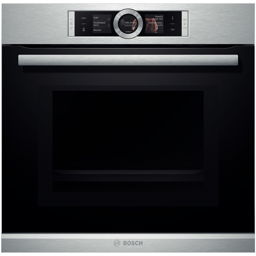 Bosch HMG636NS1 oven met magnetron