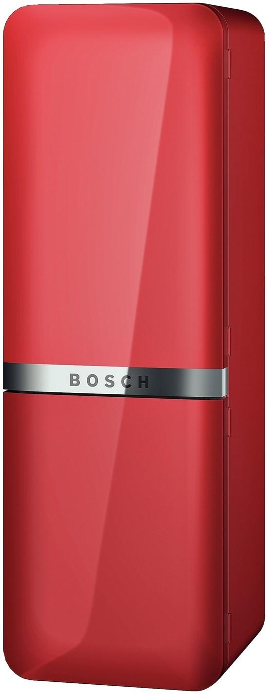 Bosch KCE40AR40 koelkast rood