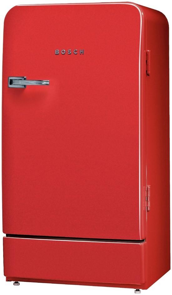 Bosch KSL20AR30 koelkast rood