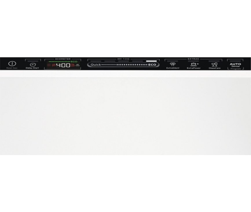 AEG FSK73737P inbouw vaatwasser - 44 dB - schuifscharnier
