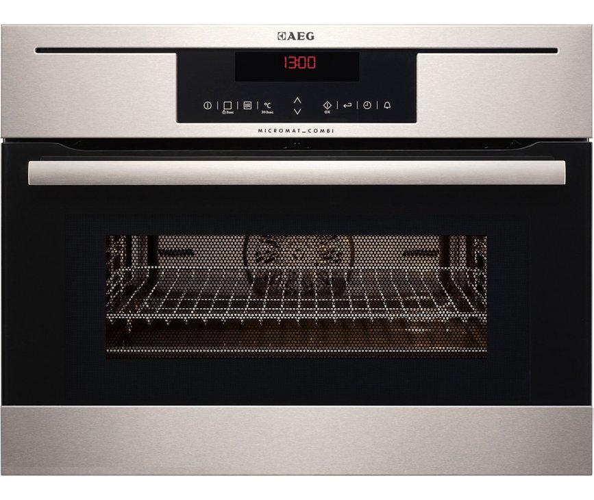 Aeg KM8403021M oven met magnetron