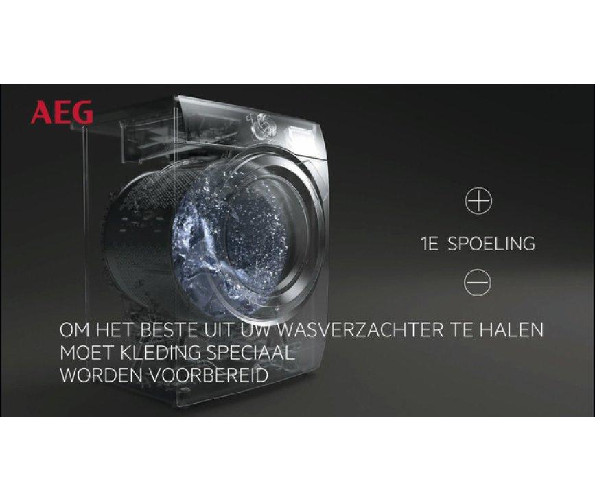 AEG L6FBBERLIN wasmachine