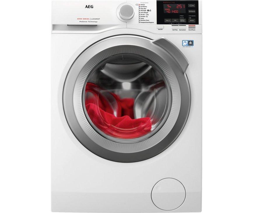 AEG L6FBBERLIN wasmachine - 1400 toeren, 9 kg. vulgewicht