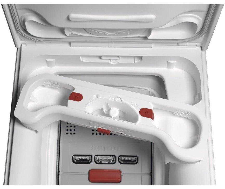 AEG L7TBN73E bovenlader wasmachine - 1300 toeren