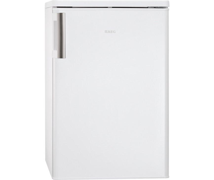 De Aeg S51540TSW2 tafelmodel koelkast heeft een totale inhoud van 136