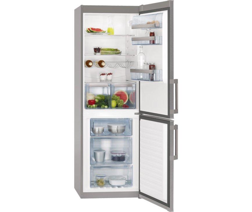 AEG koelkast rvs S53430CNX2