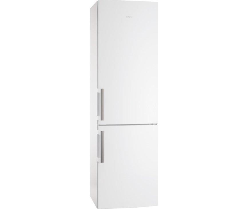 De buitenzijde van de Aeg S53620CSW2 koelkast wit