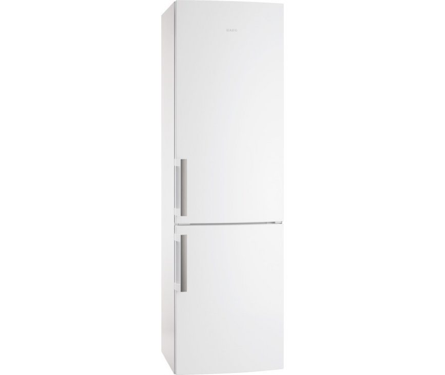 De buitenzijde van de Aeg S53630CSW2 koelkast wit