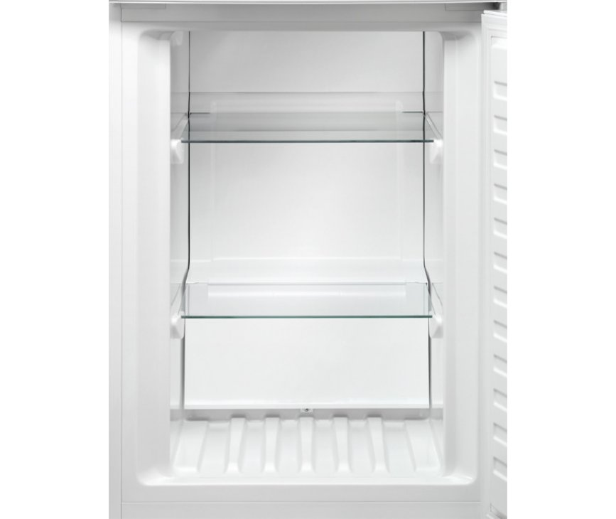 Het vriesgedeelte van de Aeg S63430CNW2 koelkast wit