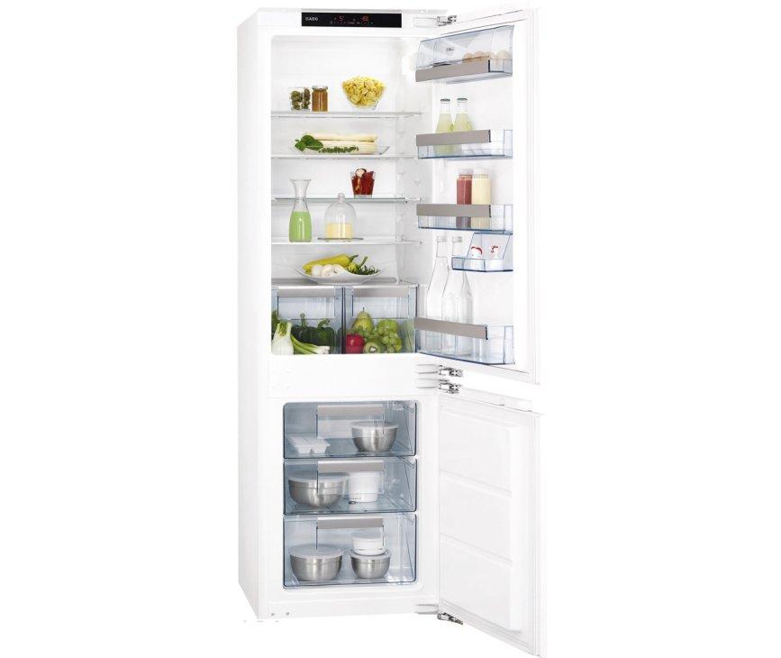Aeg SCS71801F1 inbouw koelkast