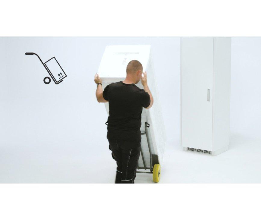 AEG SKE788EAAS inbouw koelkast - nis 88 cm. - energieklasse E