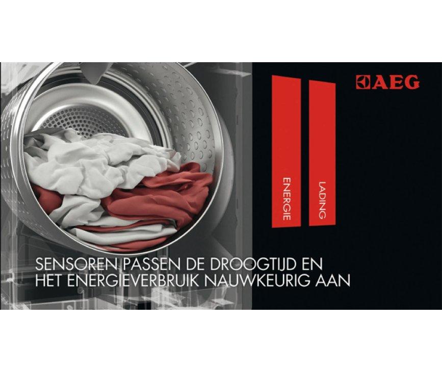 Aeg T75373NAH warmtepomp droger