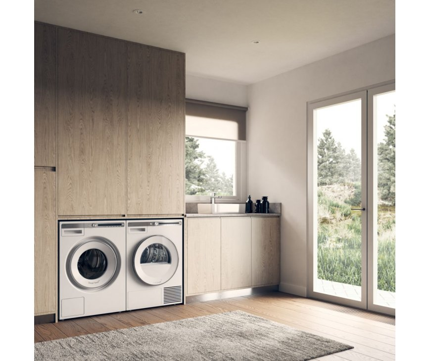 Asko W4114C.W/2 wasmachine