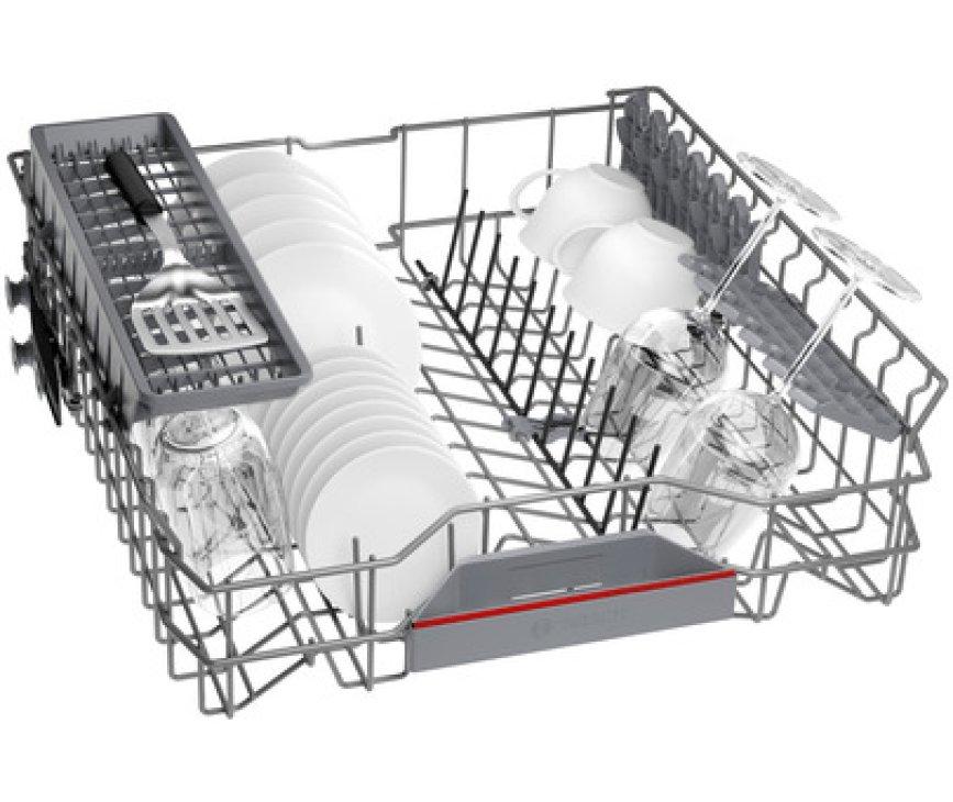 Bosch SBV4HBX00N verhoogde inbouw vaatwasser - Home Connect