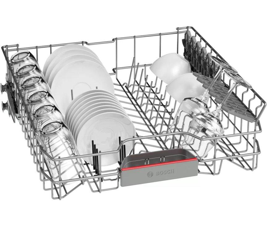 Bosch SGS4HVW31E vrijstaande vaatwasser met besteklade