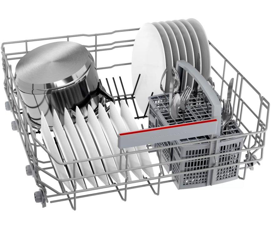 Bosch SGV4HAX48E inbouw vaatwasser - stil 44 dB