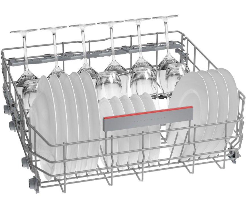 Bosch SMV4HCX48E inbouw vaatwasser - met besteklade