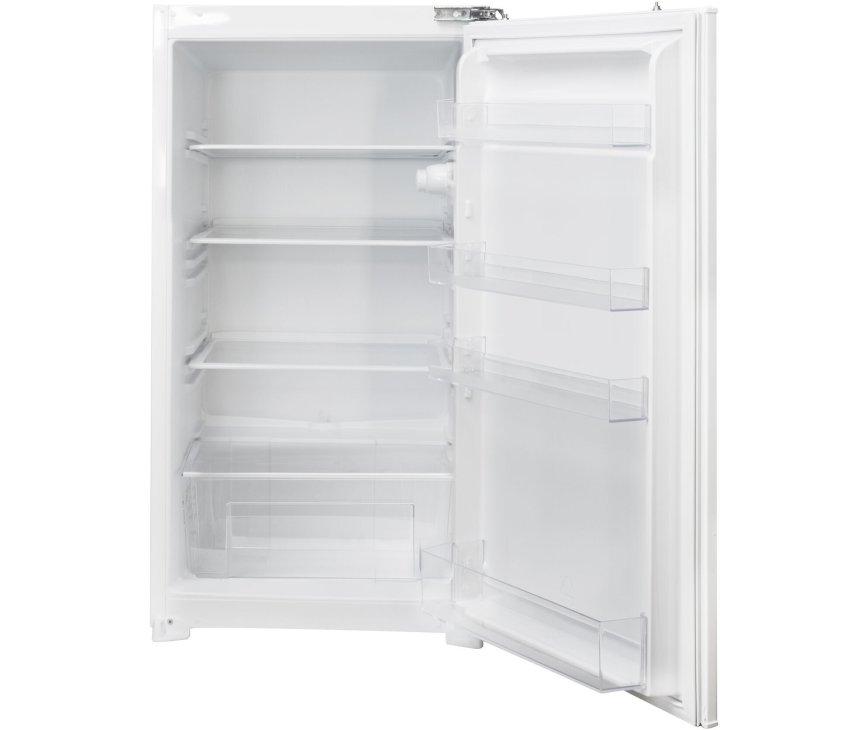Inventum IKK1021D inbouw koelkast - deur-op-deur - nis 102