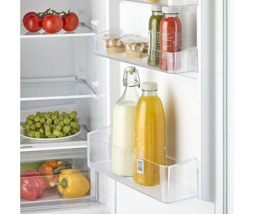 Inventum IKV1786D inbouw koelkast - nis 178 cm.