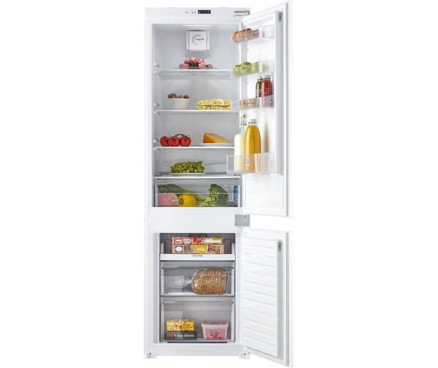 Inventum IKV1788S inbouw koelkast - nofrost - nis 178 cm.
