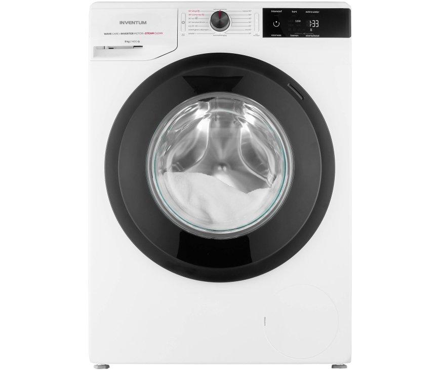 Inventum VWM9001W wasmachine - 1400 toeren - 9 kg.