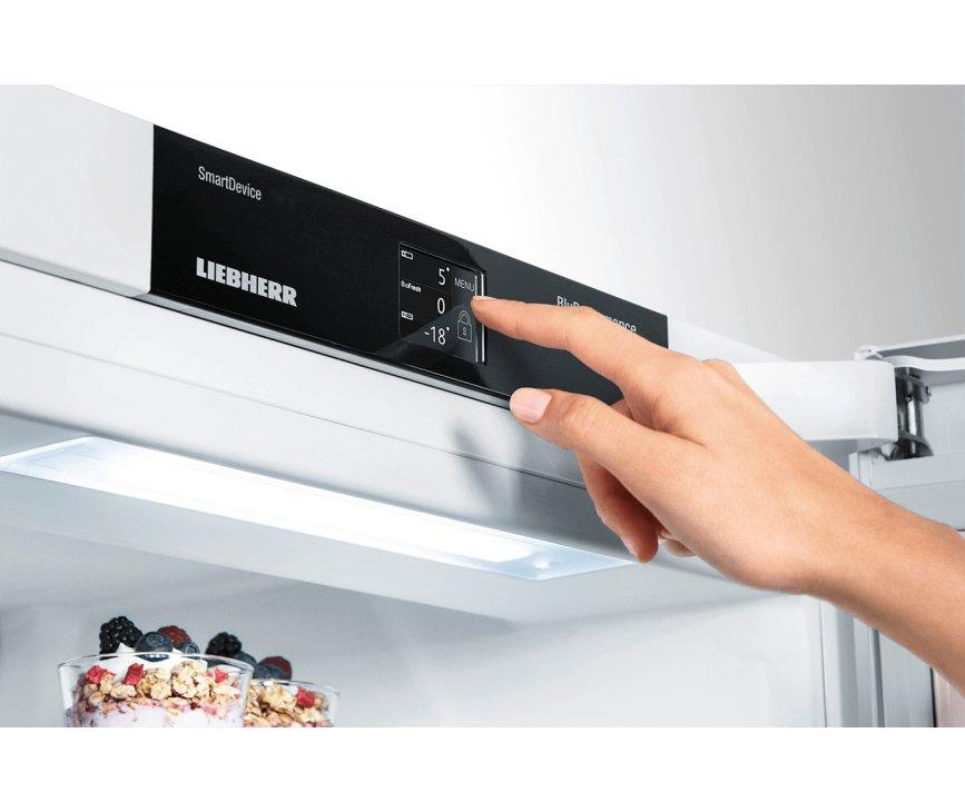 Liebherr CBNbs4875-20 koelkast blacksteel