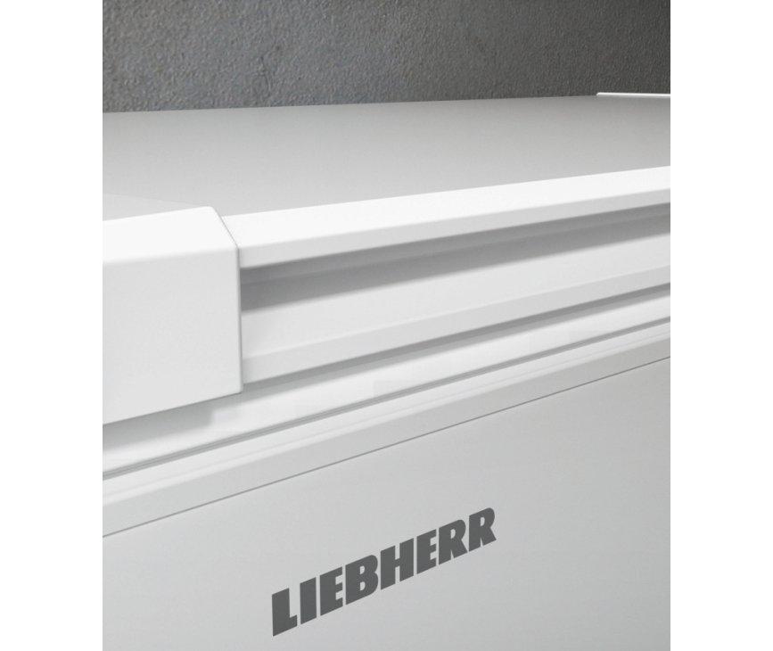 Liebherr CFf2500 vrieskist wit - 167 cm. breed - StopFrost