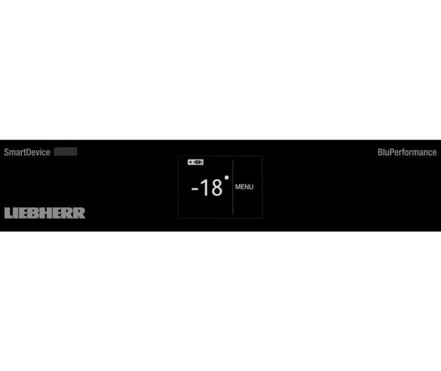 Het display van de Liebherr GN4115 vrieskast / vriezer wit