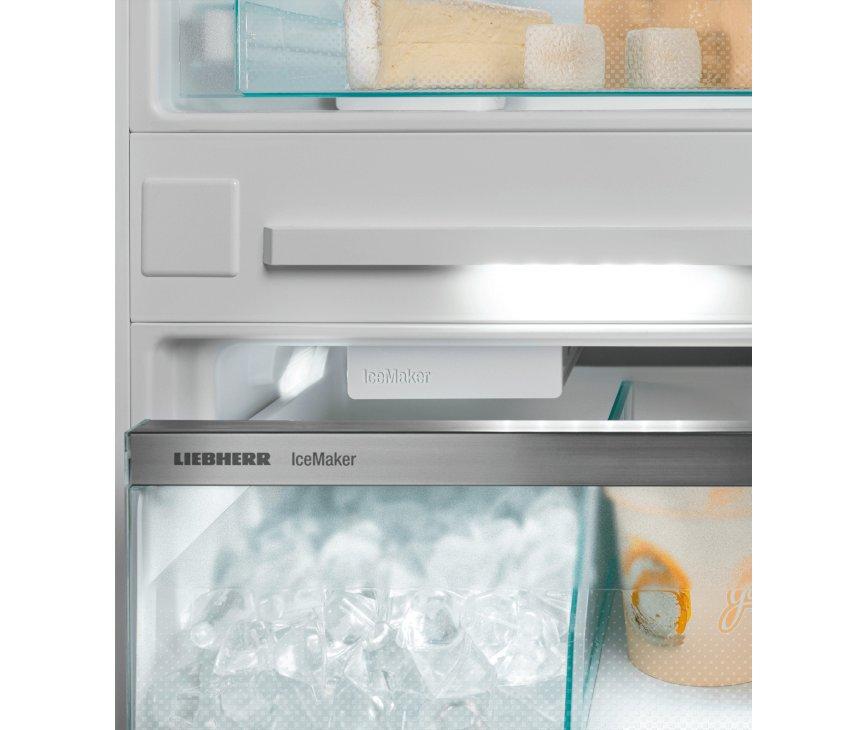 Liebherr ICBNdi5183-20 inbouw koelkast met BioFresh - nis 178 cm.