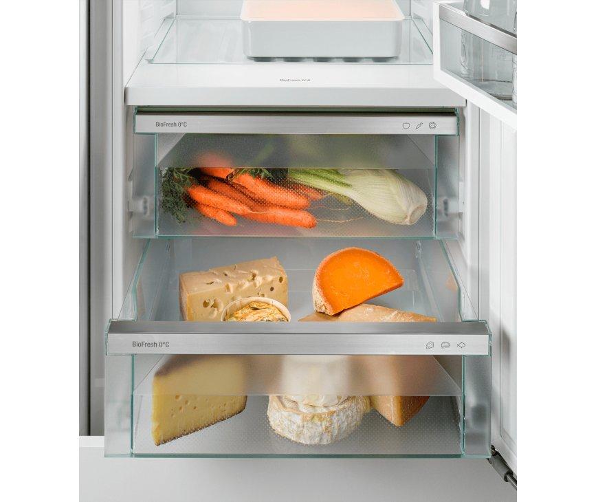 Liebherr ICBNe5123-20 inbouw koelkast met BioFresh - nis 178 cm.