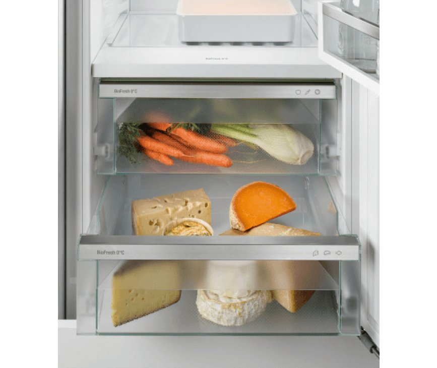 Liebherr ICBSd5122-20 inbouw koelkast met BioFresh - nis 178 cm.