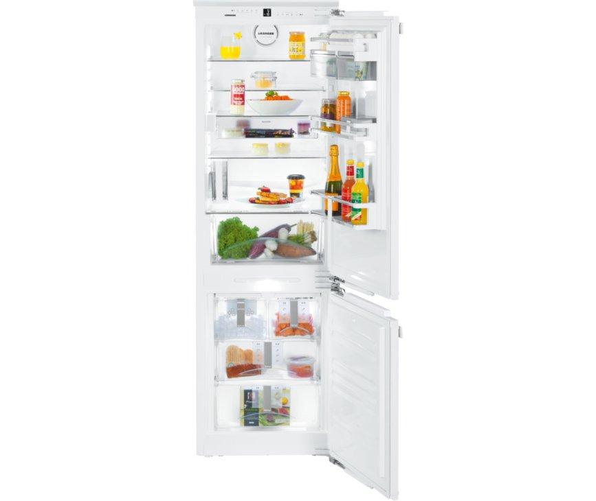 Liebherr ICN3386 inbouw koelkast - nis 178 cm. - NoFrost