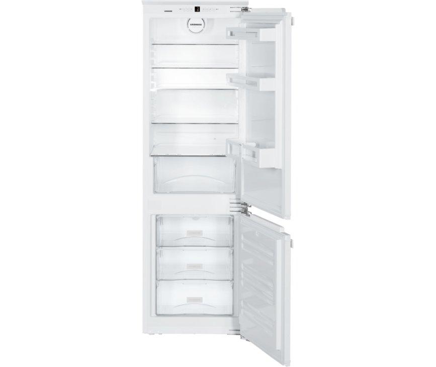 Het interieur van de Liebherr ICP3324 inbouw koelkast