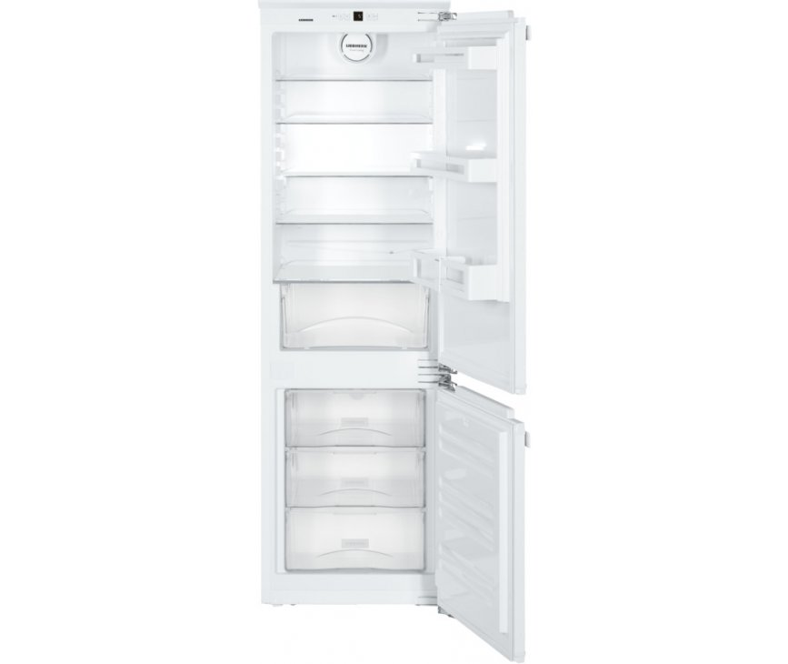 Het interieur van de Liebherr ICU3324 inbouw koelkast