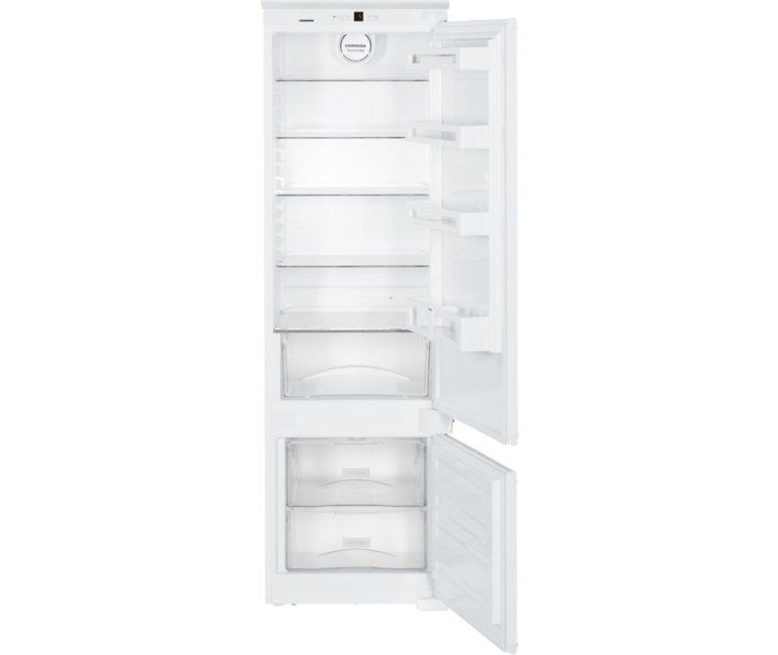 Het interieur van de Liebherr ICUS3224 inbouw koelkast