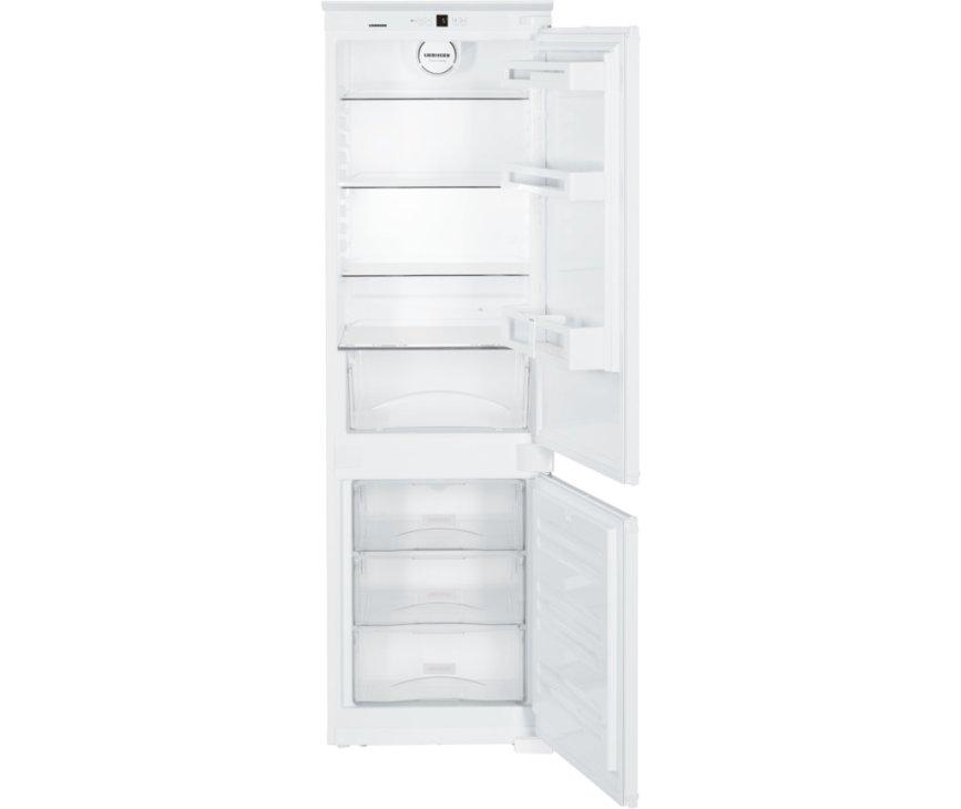 Het interieur van de Liebherr ICUS3324 inbouw koelkast