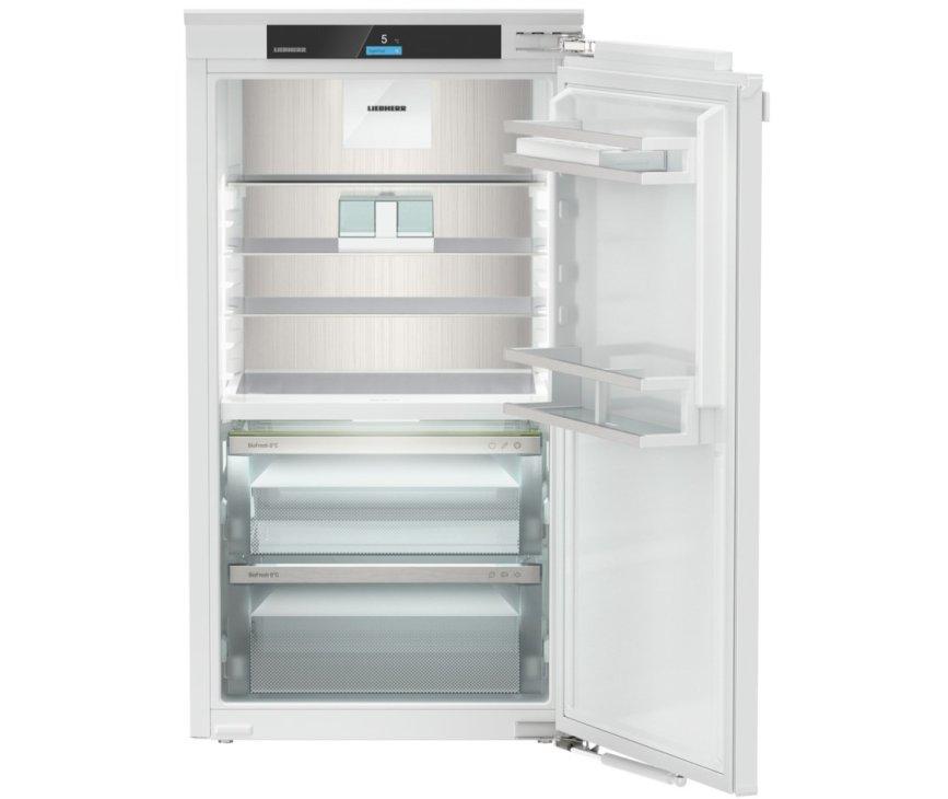 Liebherr IRBd4050-20 inbouw koelkast met BioFresh - nis 102 cm.