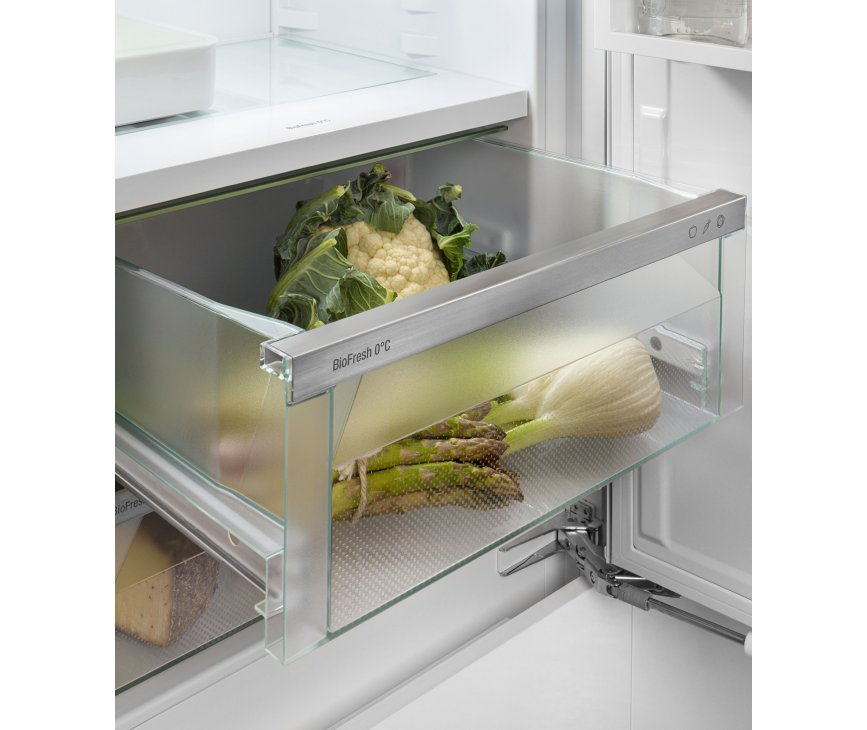 Liebherr IRBd4120-20 inbouw koelkast met BioFresh - nis 122 cm.