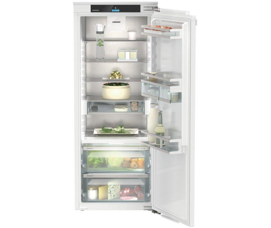 Liebherr IRBd4550-20 inbouw koelkast met BioFresh - nis 140 cm.